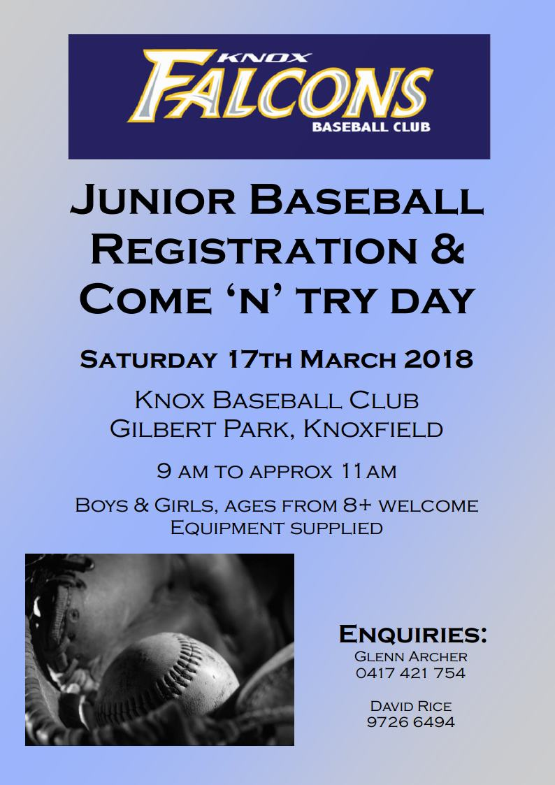 JNR Come N Try Day 2017