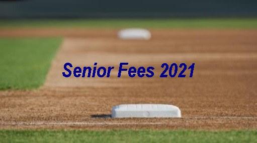 SNR Fees 2021